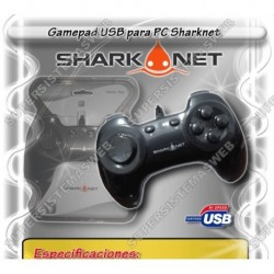 GAMEPAD PC GP38 SHARKNET
