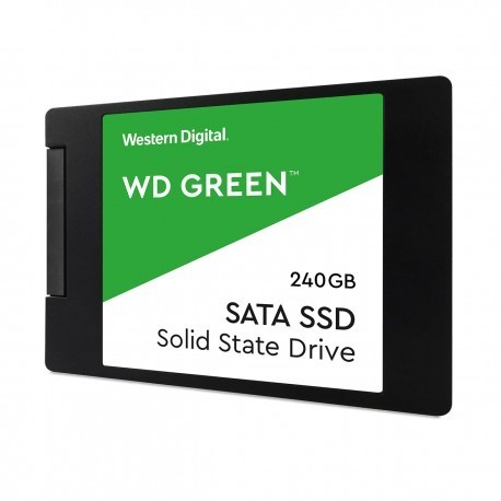 HD SSD SATA 2.5 240GB WD GREEN