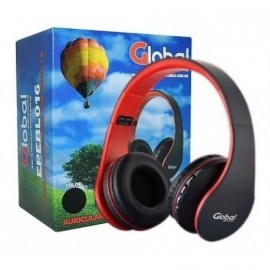AURICULARES HEADSET BLUETOOTH GLOBAL EPEBL016