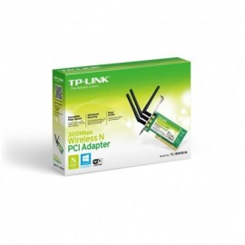 PLACA RED WIFI PCI TP-LINK TL-WN951N 300MBPS