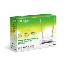 ROUTER TP-LINK TL-WR840N WIFI 300 MBPS 4 PUERTOS