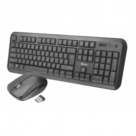 COMBO TECLADO Y MOUSE TRUST NOVA WIRELESS