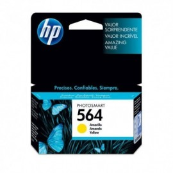 CARTUCHO HP ORIGINAL 564 AMARILLO CB320WL