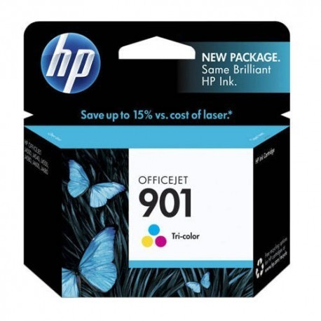 CARTUCHO HP ORIGINAL 901 COLOR CC656AL