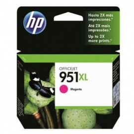 CARTUCHO HP ORIGINAL 951XL MAGENTA OFF PRO
